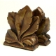 """Fall Leaf"" Bookends,"