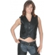 Ladies Braided Vest