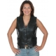 Ladies Longer Vest
