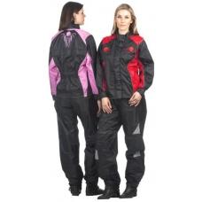Ladies Rose Rain Suit