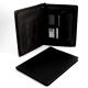 Portfolio, Black Leather,