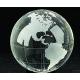 "4"" Lead Crystal Globe"