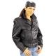 Elastic Black Jacket