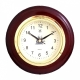 Clock on Walnut