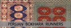 Persian Bokhara Rugs